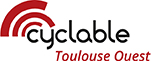 Cyclable Toulouse Ouest